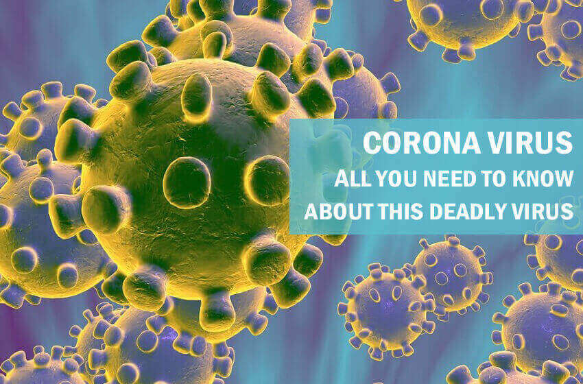 Coronavirus – All You Need To Know About This Deadly Virus