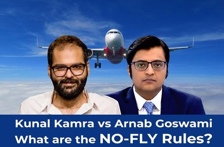 Kunal Kamra vs Arnab Goswami – Aviation Rules Fiasco